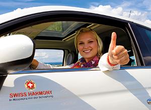 L'harmonisation de la voiture Voiture sans pollution et économie d'essence avec le CarTuner de Swiss Harmony