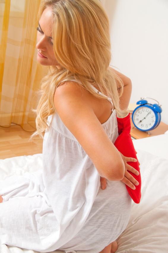 Des douleurs dorsales constituent souvent les premiers signes de burn-out
