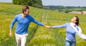 Une promenade dans la nature est toujours vivifiante et énergisante. Des rayonnements terrestres alternés énergétisent.