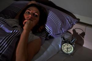 Le stress psychique peut entraîner des troubles du sommeil