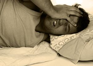 La production nocturne de mélatonine peut être réduite de jusqu'à 40% par l'électrosmog. Le sommeil profond est ainsi impossible.