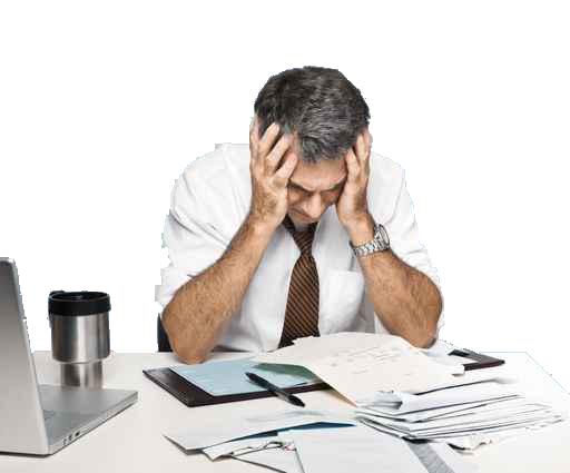 Trop de dates limites, trop d'obligations et trop peu de temps – les précurseurs du burn-out